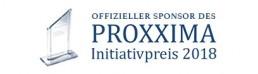 Offizieller Sponsor des Proxxima Initiativpreis 2018_Gabriele Weegmann